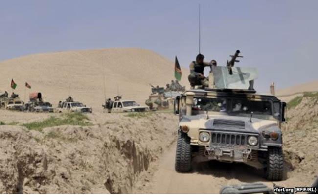 دهها جنگجوی داعش در عملیاتی در ننگرهار کشته شدند
