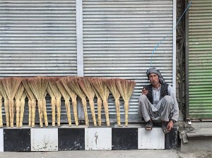 broom-seller