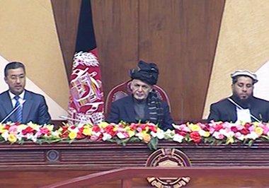 رئیس جمهور برای بررسی اوضاع نشست مشترک هر دو مجلس را خوانده است