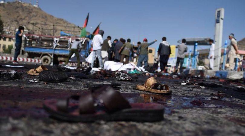 واکنشها به انفجارهای دهمزنگ کابل