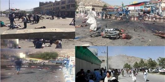 انفجار بمب جنبش روشنایی را خونین کرد – اعلام عزای عمومی در افغانستان