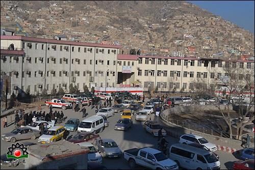 خیابان دهمزنگ کابل به نام «خیابان شهدا» تغییر نام یافت