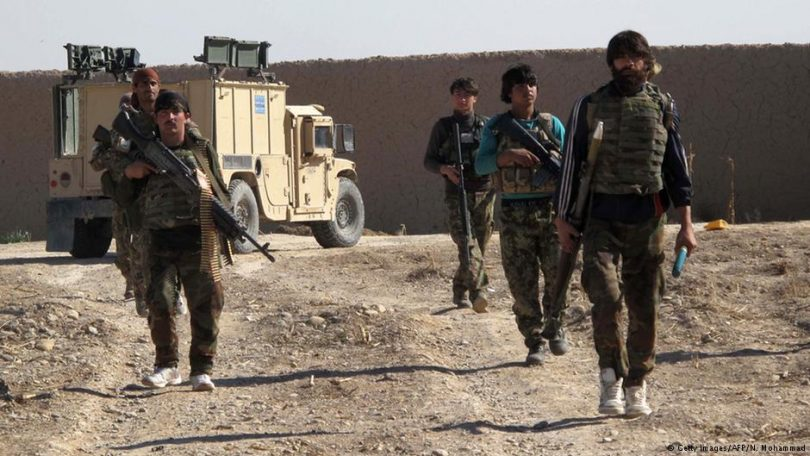 به طالبان اجازه داده نمیشود هلمند را سقوط بدهند