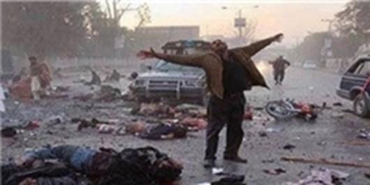 انفجار در نزدیکی مهمانخانه اتباع خارجی در کابل/ طالبان،مسئول انفجار