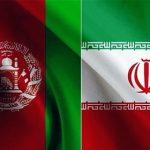 Afghanistan-Iran-flag