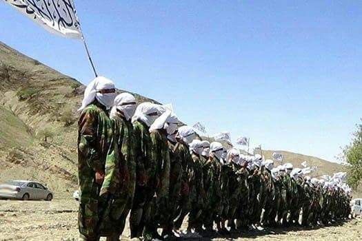 کماندوهای طالبان در هلمند
