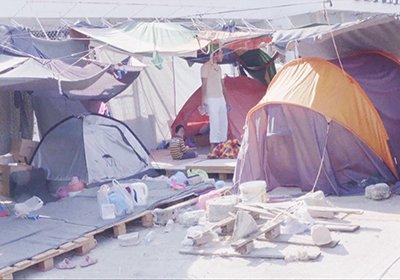 نگرانی مهاجران افغان در یونان از اخراج شدن
