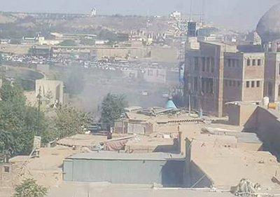 در دو انفجار پیدرپی در شهر کابل بیش از ۳۰ تن کشته شدند