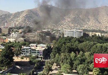 عملیات نیروهای ویژۀ در کابل با نجاتدادن ۴۲ تن پایان یافت