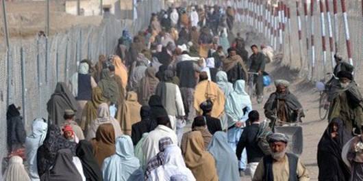 مهاجرین افغانستانی فاقد مدرک تا دسامبر۲۰۱۷ باید پاکستان را ترک کنند