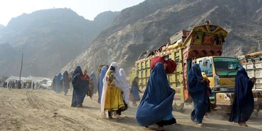 افغانستان امسال رکورد پذیرش بیشترین تعداد مهاجران را میزند