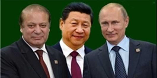 روسیه و چین برای برقراری امنیت در افغانستان