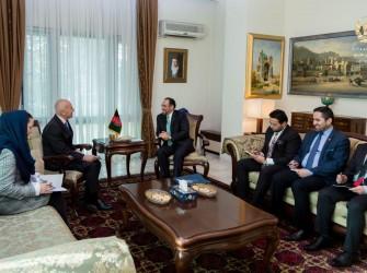 نشست وزرای امورخارجه کشورهای عضو ناتو