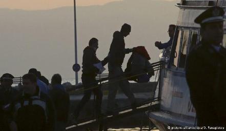 تاکید بر هماهنگ کردن اخراج مهاجرین رد شده از آلمان