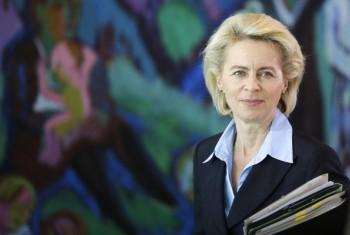 وزیر دفاع آلمان خواهان مبارزه قاطع علیه تروریسم شد