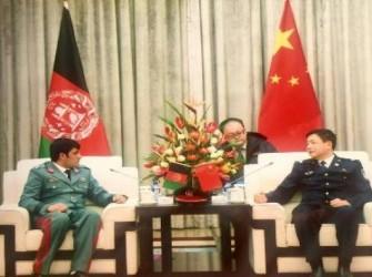 همکاری پولیس چین و افغانستان برای مبارزه با تروریزم