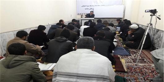 کارگاه آموزشی صوت و لحن قرآن کریم در هرات برگزار شد