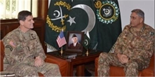 همکاری سازمان سیا با پاکستان نقش موثری در صلح افغانستان دارد