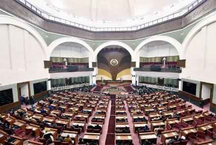 پارلمان افغانستان به تعطیلات زمستانی میرود