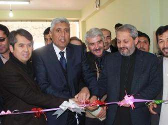 افتتاح و تهداب گذاری چهارده پروژه صحی در هرات