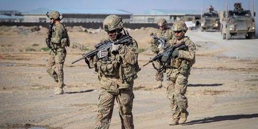نیروهای آمریکایی برای مبارزه با داعش در افغانستان مجوز دارند