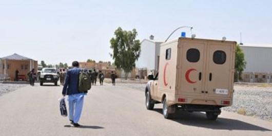 حمله به مراکز درمانی افغانستان در ۲۰۱۶ افزایش یافته است