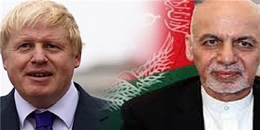 افغانستان و انگلیس بر مبارزه مشترک با تروریسم تاکید کردند