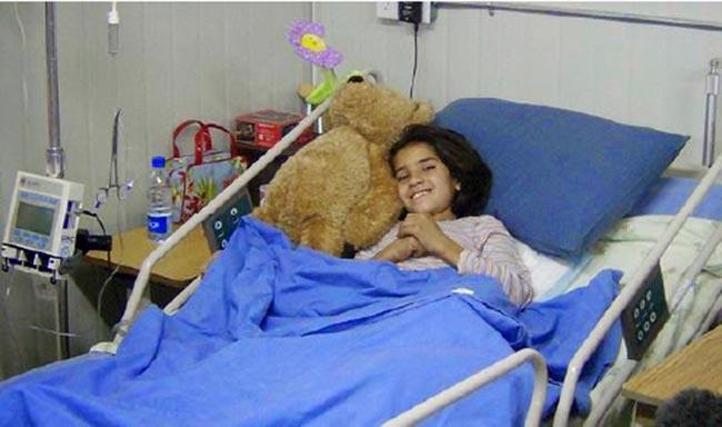 مشکلات بیماران افغان در هندوستان