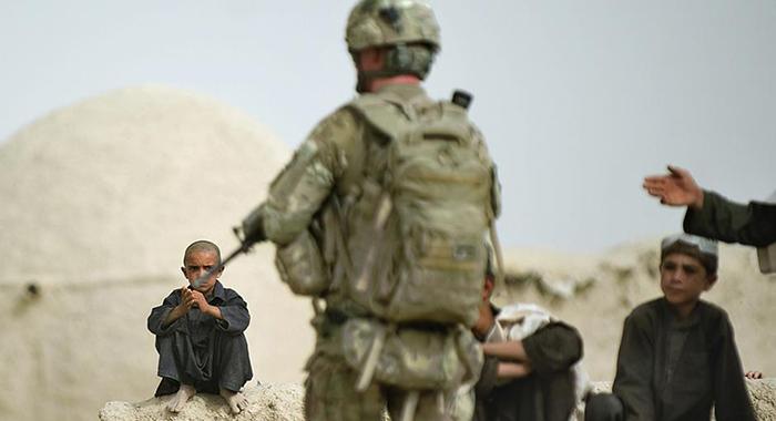 تیراندازی نیروهای امریکایی در ننگرهار