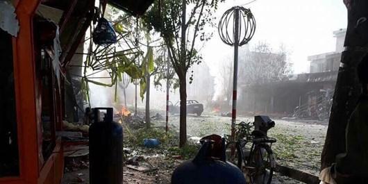 انفجار در غرب کابل با ۳۶ کشته و ۴۰ زخمی