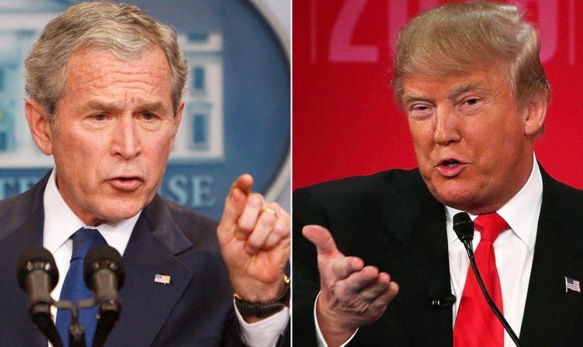 جامعه جهانی گروگان سیاست آمریکا از بوش تا ترامپ!