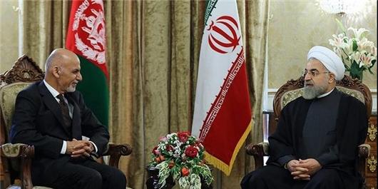 ایران از هیچ کمکی برای گسترش امنیت و رفاه مردم افغانستان دریغ نمیکند