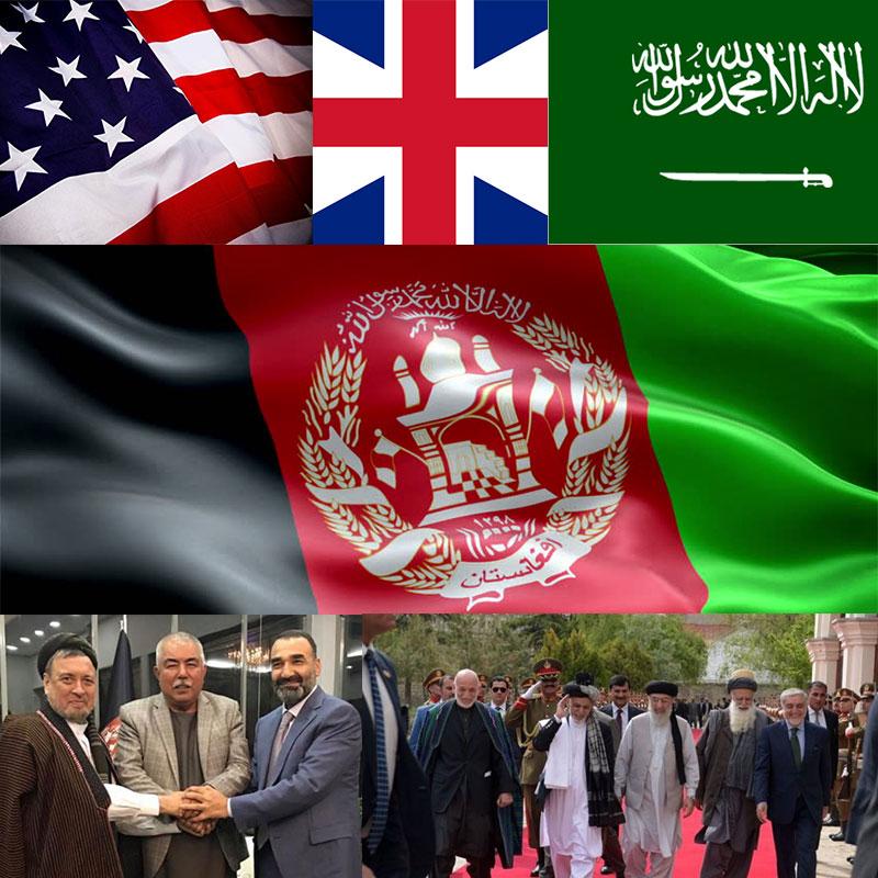 افغانستان از توطئه و فتنه تا مثلت شوم – قسمت دوم