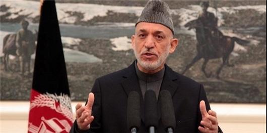 حامد کرزی: پارلمان افغانستان استراتژی جدید آمریکا را ارزیابی کند