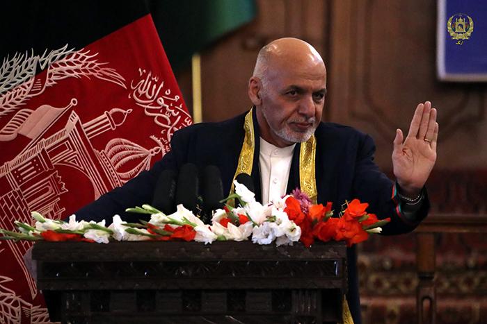 هشدار غنی به فسادکنندگان: مردم افغانستان از بیقانونی به بینی رسیدهاند