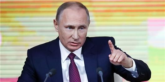 پوتین: روسیه آماده همکاری با افغانستان در زمینه امنیت است