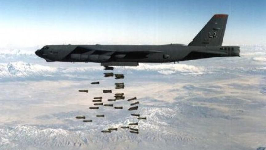 در سه ماه گذشته بیش از یک هزار بمب بر مواضع تروریستان در افغانستان پرتاب شده است