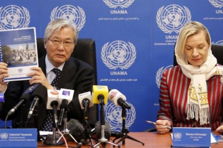 گزارش سازمان ملل از فساد در افغانستان: عظیم، غیر انسانی، بیشرمانه