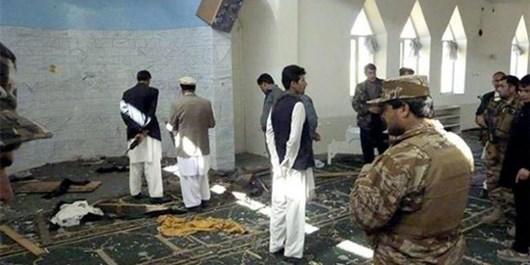حمله به مسجد خوست چهار کشته بر جای گذاشت