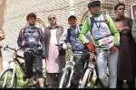 بایسکلرانان هرات رکابزنان راهی تهران میشوند
