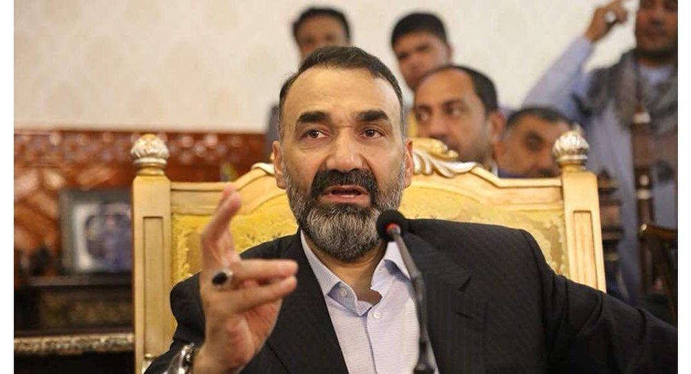 عطامحمد نور کمیسیون مستقل انتخابات را به فساد و تقلب متهم کرد