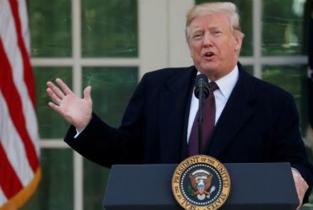 دونالد ترمپ از احتمال سفرش به افغانستان خبر داد