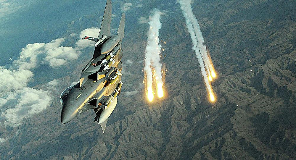 امریکا در سال جاری بیش از ۵ هزار بمب در افغانستان استفاده کرده است