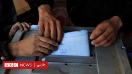'آرای انتخابات پارلمانی در ولایت کابل باطل اعلام شد'