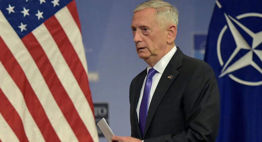 متیس دستور خروج نظامیان امریکایی از سوریه را امضا کرد