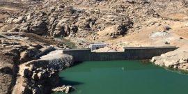 آبگیری نخستین سد در مرکز افغانستان آغاز شد