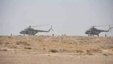 عملیات گسترده نظامی در غزنی؛ ۵۲ طالب مسلح کشته و زخمی شدند