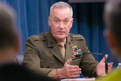 دنفورد: درصورت ترک افغانستان رویداد یازدهم سپتامبر تکرار خواهد شد