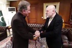 توافق شورای عالی صلح با پاکستان برای برگزاری نشست علمای دو کشور