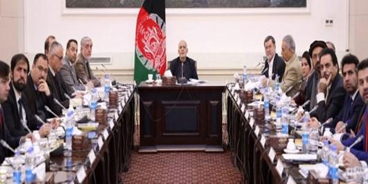 غنی: نیازمند یک طرح ملی برای مدیریت آب در افغانستان هستیم